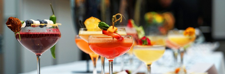 Cocktails | © Patrick Tafani/ Flickr
