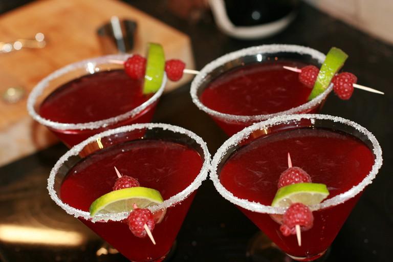 Cocktail © Gordon Flood/Flickr