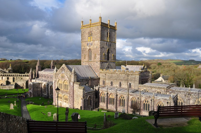 St. David's Cathedral | © Michael Gwyther-Jones/Flickr