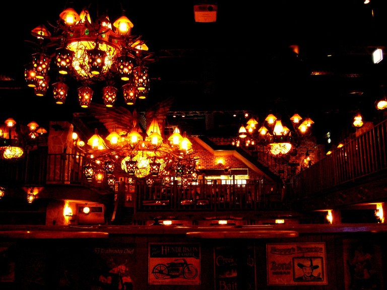 Nightclub Interior| ©Electricnude/Flickr