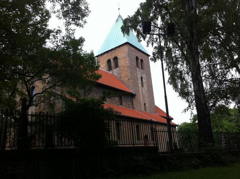 Gamle Aker Kirke   ©Nicholas Lundgaard/Flickr