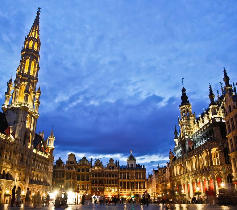 Grand Place, Brussels |© Hernán Piñera/Flickr