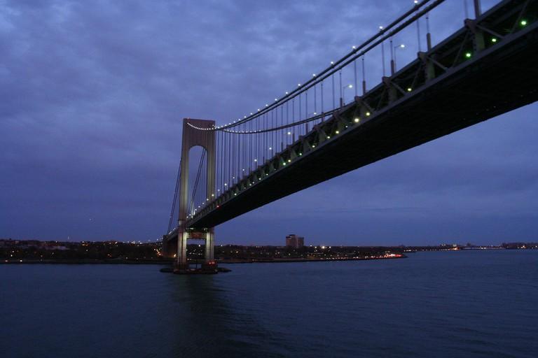Verrazano Bridge, Brooklyn |© Mike Durkin / flickr