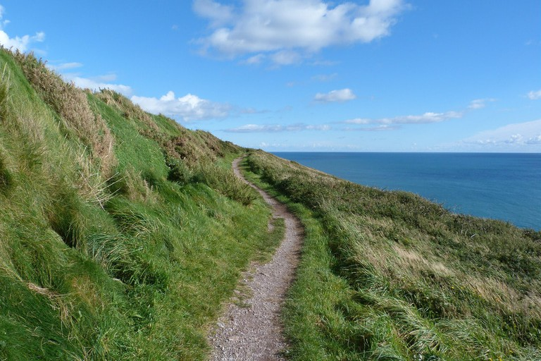 Ballycotton and cliff walk