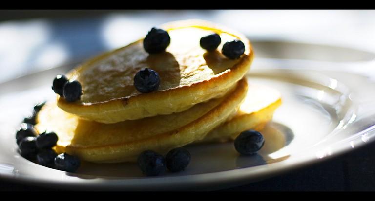Blueberry Pancakes   © Martin/Flickr