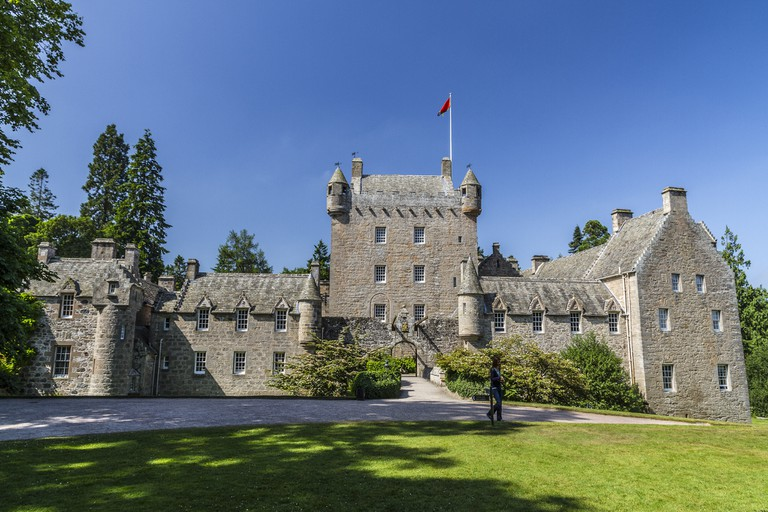 Cawdor Castle | © Shemsu.Hor/Flickr