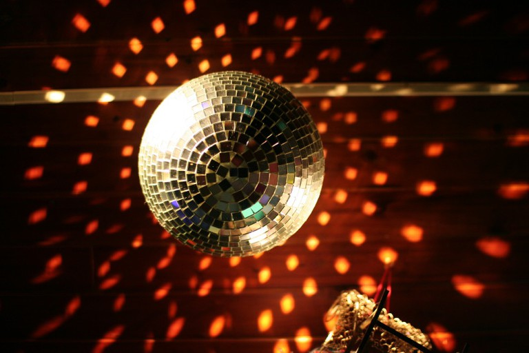 Disco ball | © Kendrick Hang/Flickr