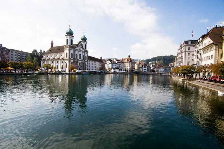 Lake Lucerne | © Alexander Granholm /Flickr