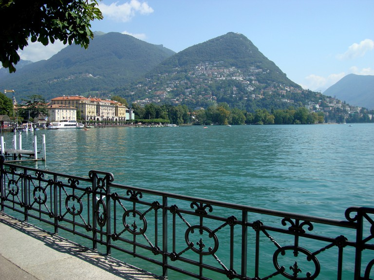 Lake Lugano | © Adamina/Flickr
