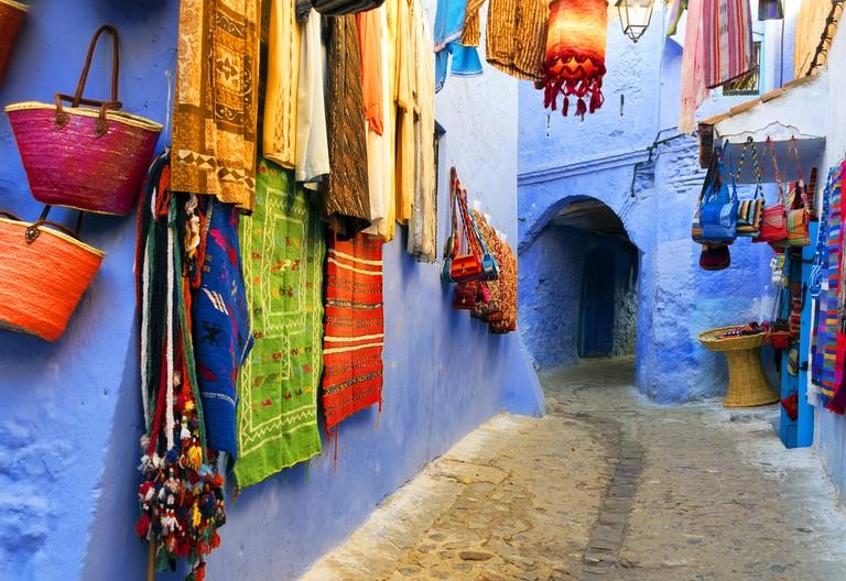 Medina of Chefchaouen, Morocco, Africa © Mikadun/Shutterstock