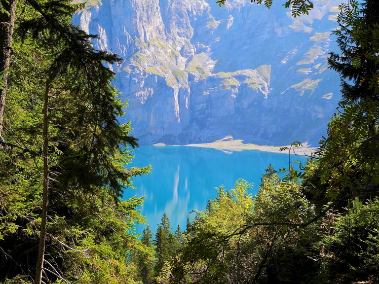 Oeschinensee | © Senfwurst/Flickr