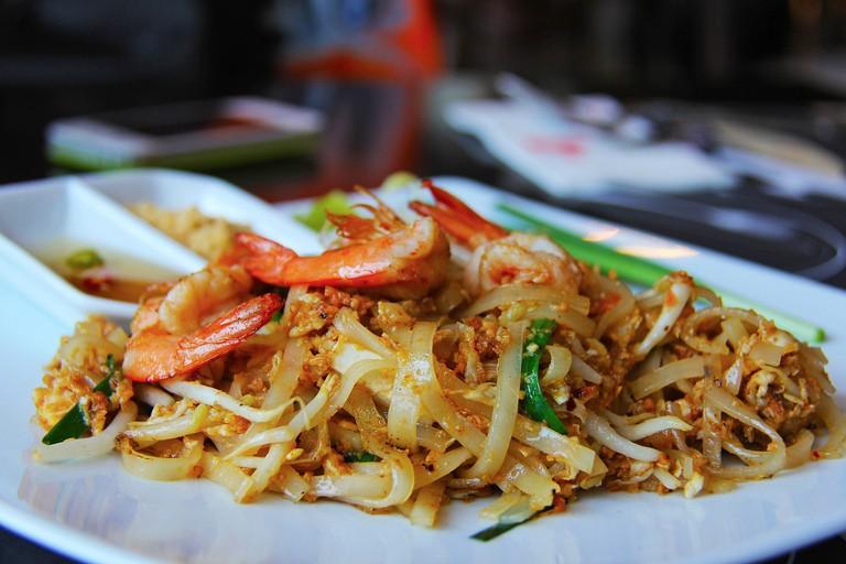 Pad Thai| © Pixabay