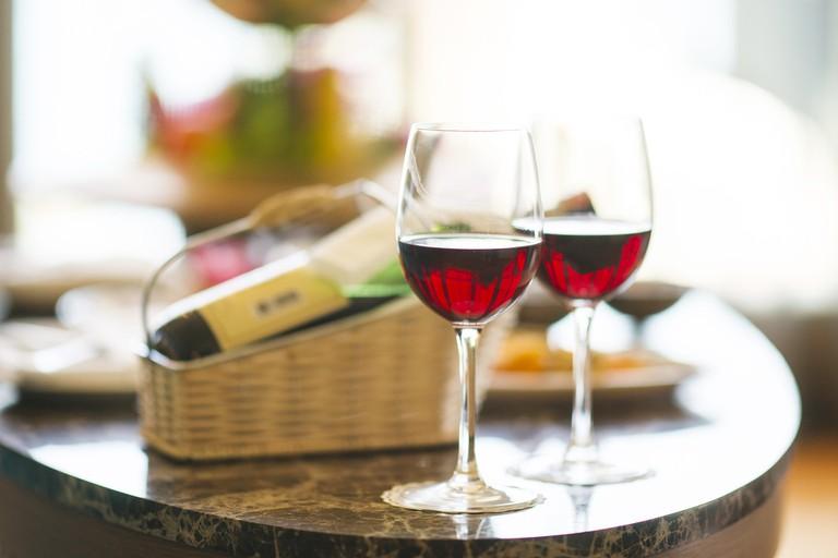 Red Wine | © Pixabay