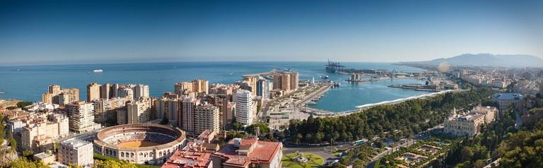 Malaga, Spain |© Pixabay
