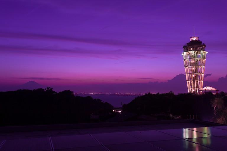 Enoshima Lighthouse, Japan   © KAI AYASE/Shutterstock