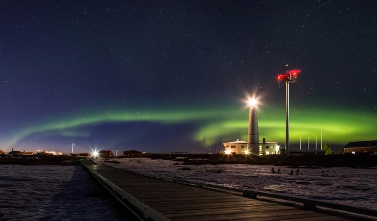 Marjaniemi Lighthouse, Finland   © Ann-Britt/Shutterstock