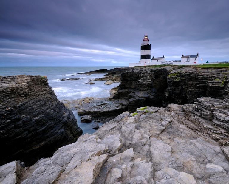 Hook Head Lighthouse, Ireland   © Robert Fudali/Shutterstock