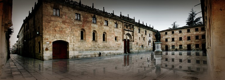 Universidad de Salamanca   © S. Hoya/Flickr