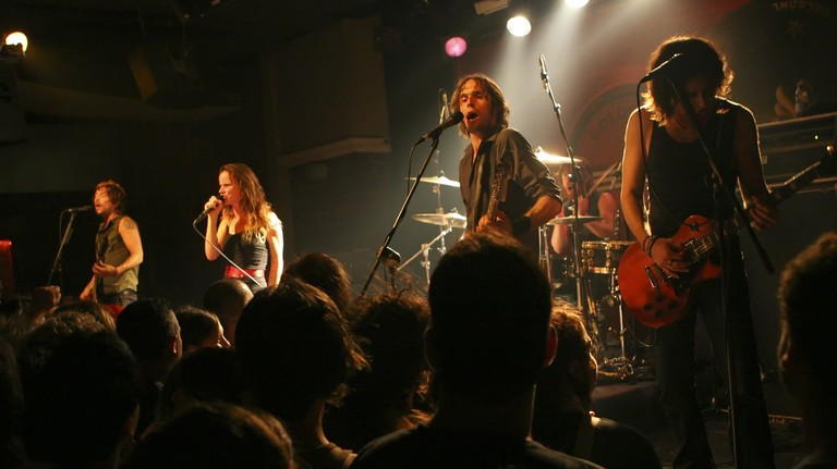 Juliette and the Licks Live at the Zappa Club