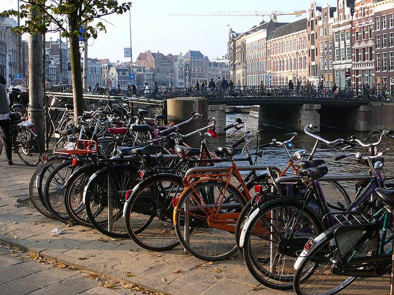 Bicycles © stephenrwalli/Flickr