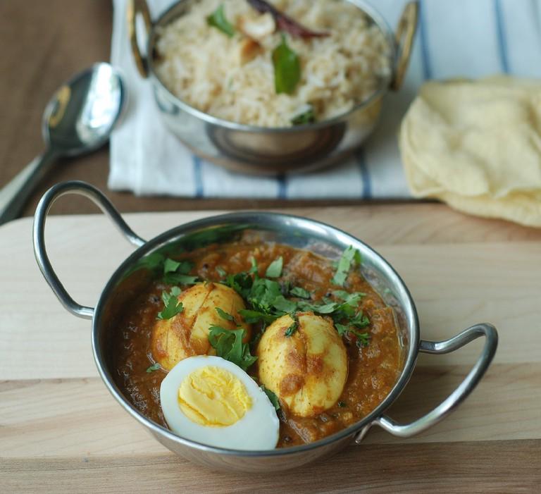 Chettinad Egg Curry   © Yummy O Yummy/Flickr