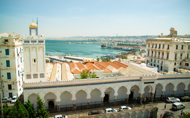 Great Mosque of Algiers | © Habib Boucetta