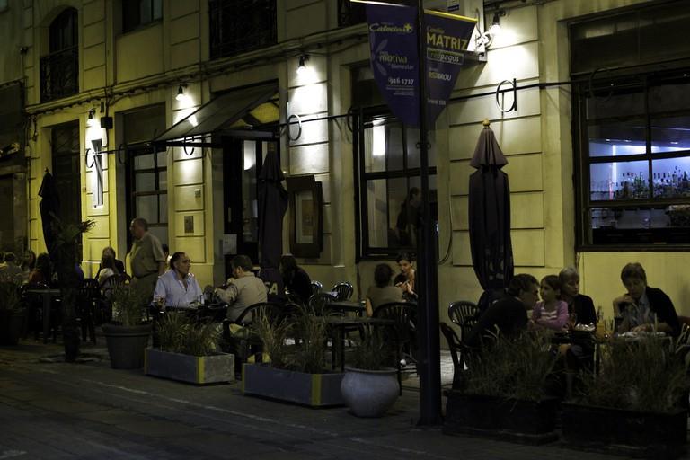 Café Bacacay |© Jimmy Baikovicius/Flickr