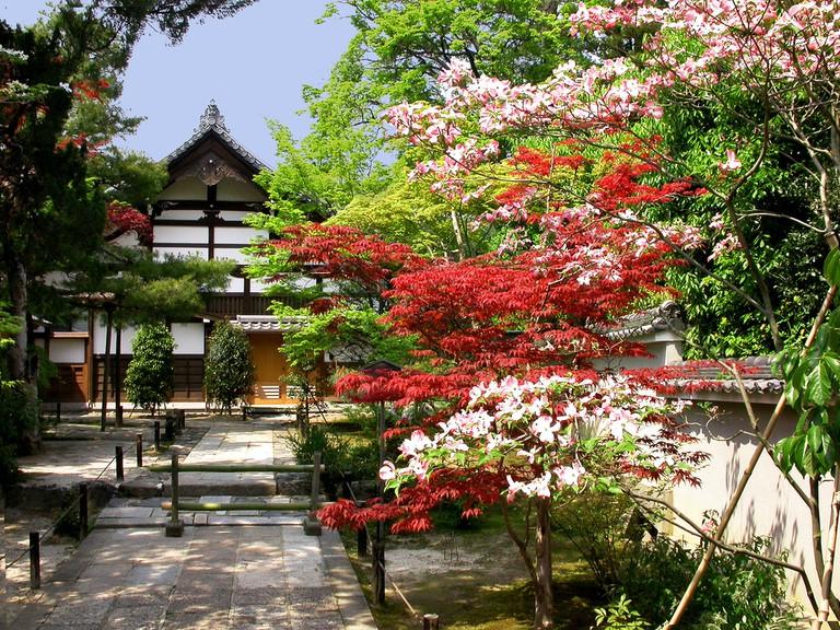 Tenryu-ji Temple | © John Weiss / flickr