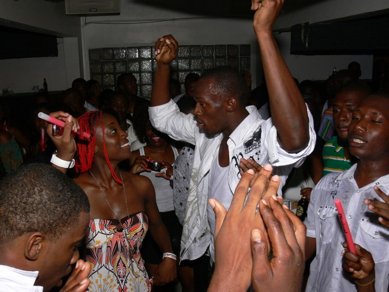 Usain Bolt tribute party in Kingston in 2008 |© Alfred Moya/Flickr