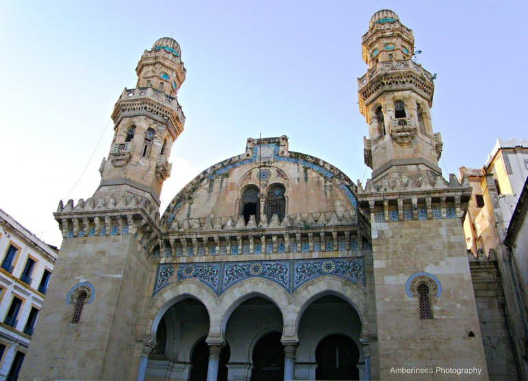 Ketchaoua Mosque, Algiers | © Amberinsea