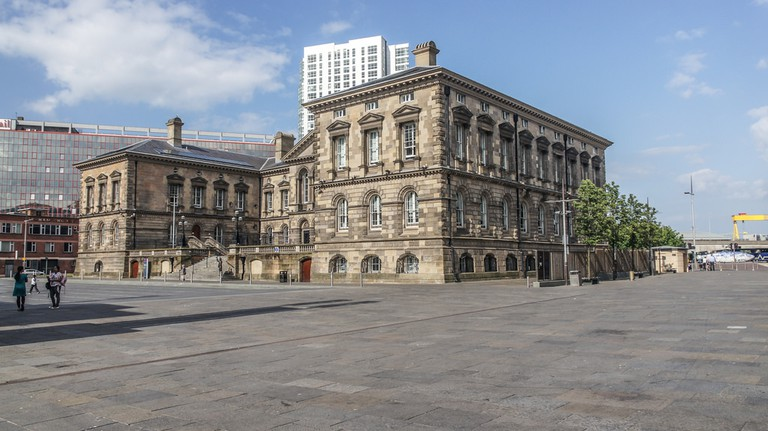 Custom House Square | © William Murphy/Flickr
