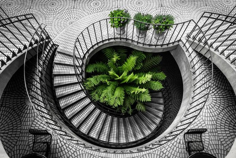 Stairs San Francisco US © Pixabay