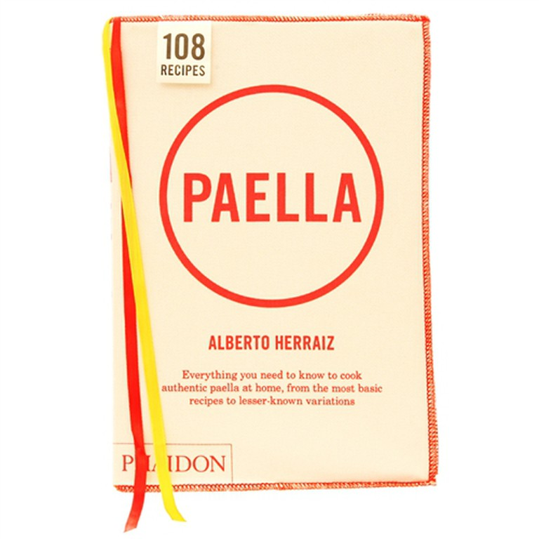 Paella by Alberto Herraiz © Phaidon Press