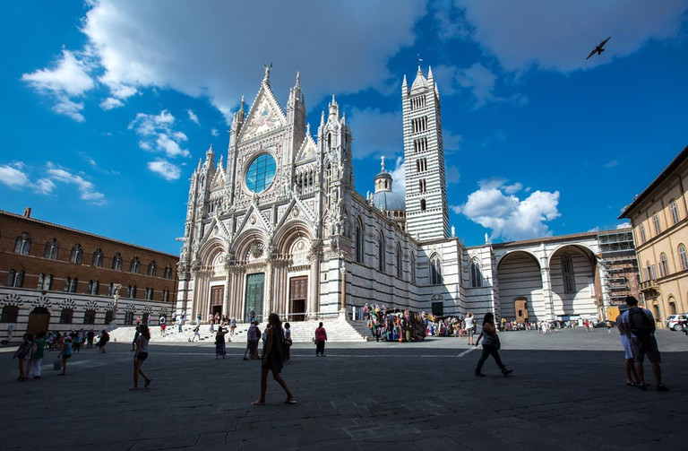 Italy, Siena, the Duomo