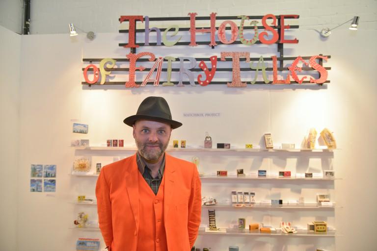 Gavin Turk at The Other Art Fair