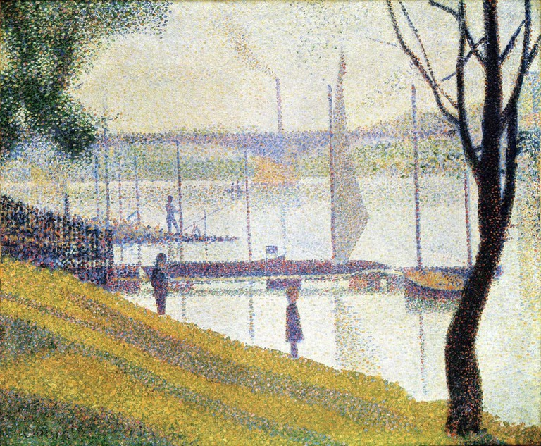 The Bridge at Courbevoie by Georges Seurat | © The Yorck Project/WikiCommons