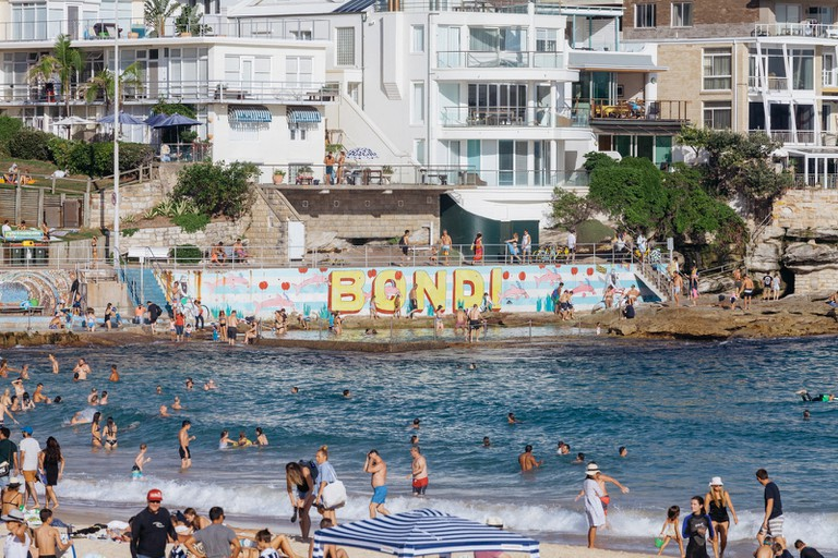 Bondi Beach-Sydney-Australia