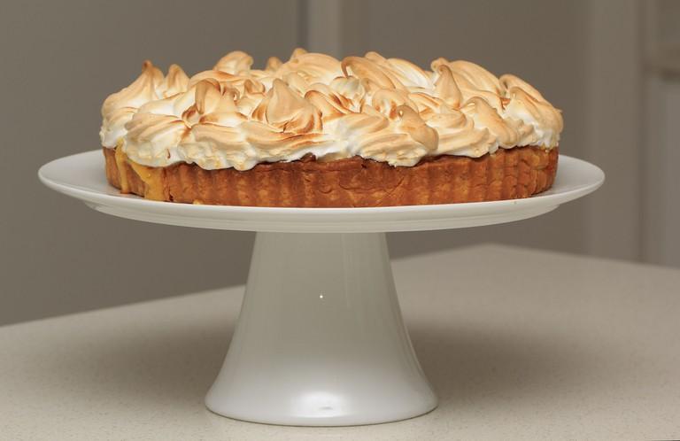 Lemon Meringue Pie | © Wow_Pho/Pixabay