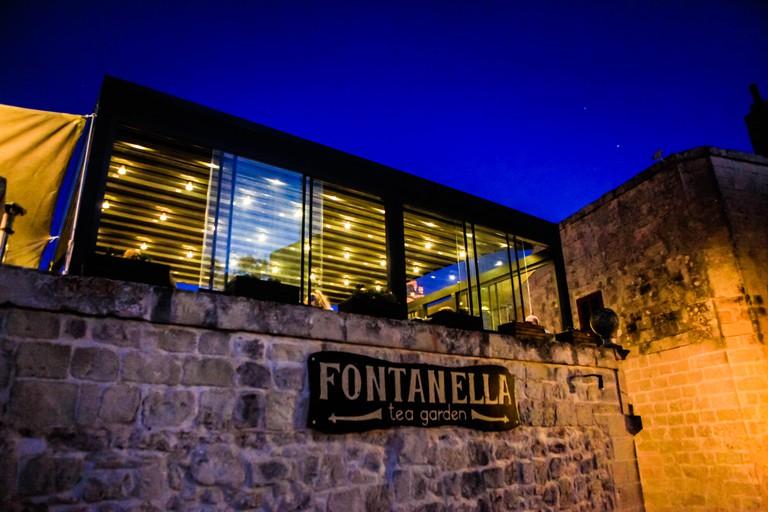 Fontanella Tea Garden in Mdina © Shayne Fergusson