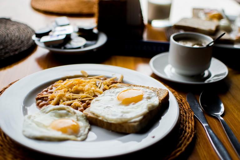 Fried Egg Breakfast/ © Pexels