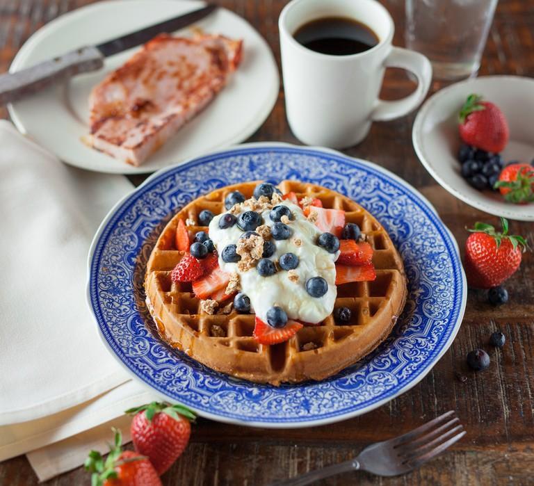 Waffles/ ©Pexel