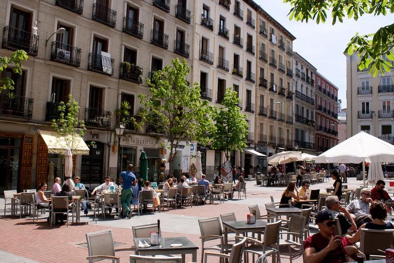Plaza-Chueca | © Delaina Haslam/Flickr