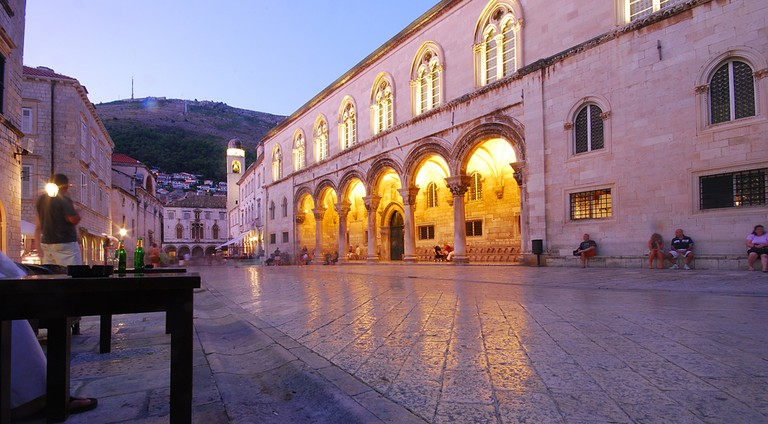 Rector's Palace, Dubrovnik, Croatia © Kevin Botto/Flickr
