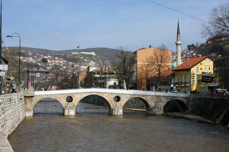 Sarajevo Bridge   ©Bryan Pocius/Flickr