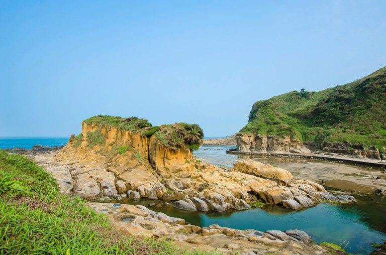 Ho Ping Island Hi Park in Keelung, Taiwan | © gracethang2/Shutterstock