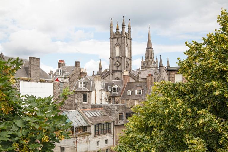 City of Aberdeen |© S Karau/ Shuttershock