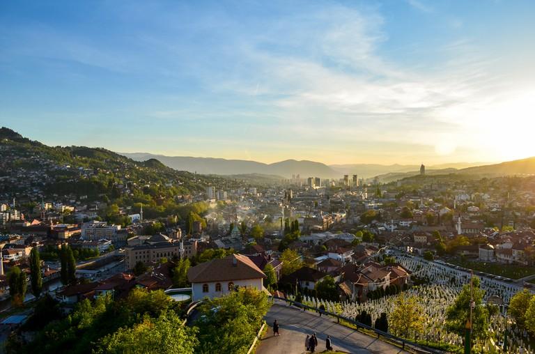 Sarajevo - Bosnia and Herzegovina ©Adnan Vejzovic / Shutterstock