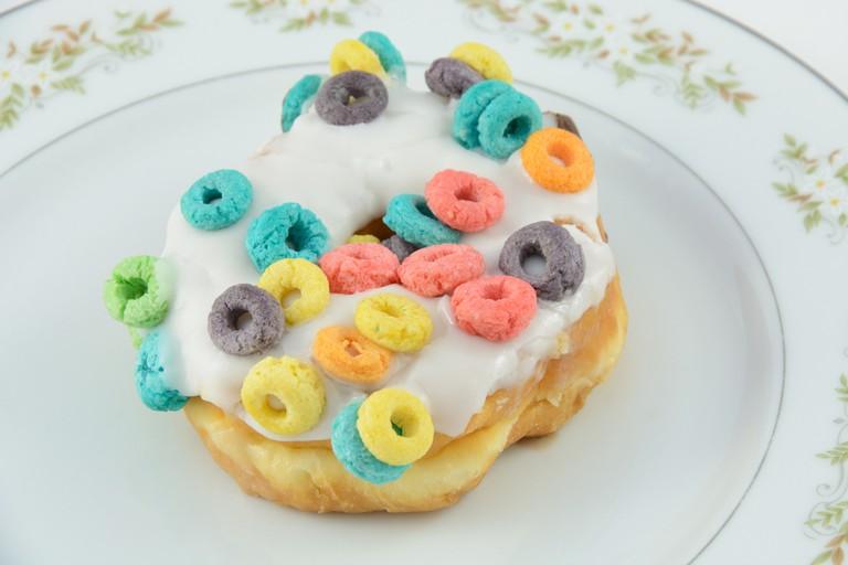 Glazed Donuts ©Merrimon Crawford / Shutterstock