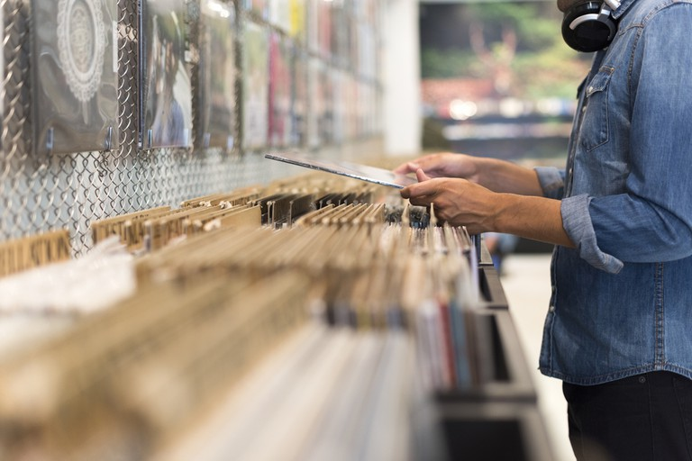 Record Store | © LDprod/Shutterstock
