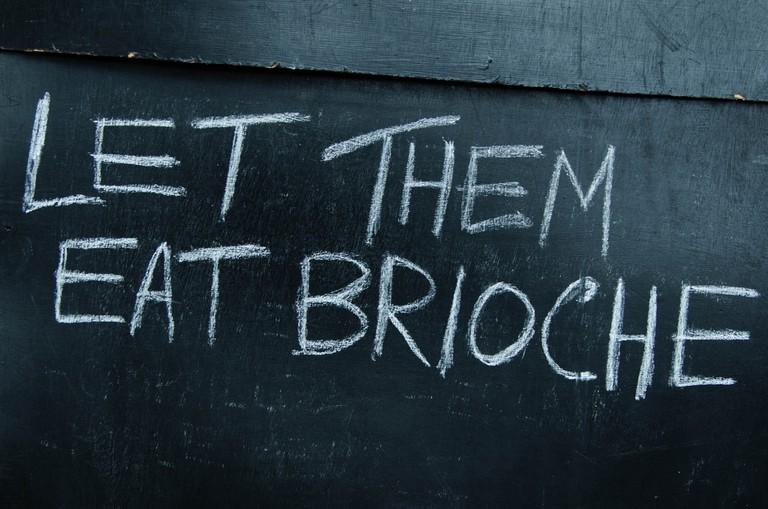 Chalkboard at Shoreditch Market | © Scott Dexter / flickr